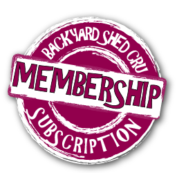 Fine out more about our Backyard Shed Cru Membership